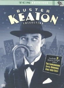 Cover art for  Buster Keaton Collection (The Cameraman / Spite Marriage / Free & Easy)