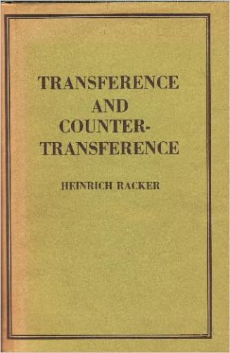 Transference and Counter-Transference