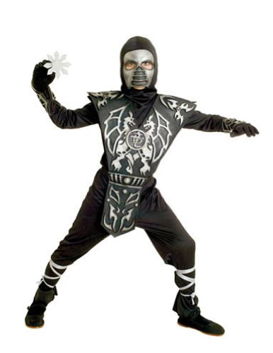 Ice Dragon Ninja Boys Sm Kids Boys Costume
