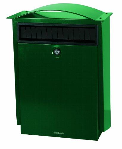 Brabantia B400 Postbox, Green