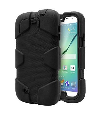 Unotec Funda Armor Plus Samsung Galaxy S4 Negro