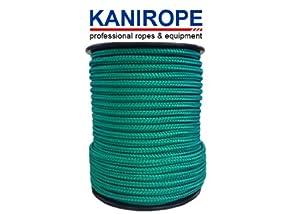 Polypropylenseil SH 3mm Meterware Gruen Polypropylen Seil Reepschnur Leine Schnur Festmacher Rope