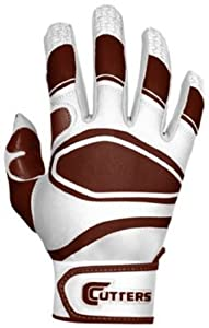 Buy Cutters B440 Power Control Baseball Batting Gloves Youth Adult by Cutters