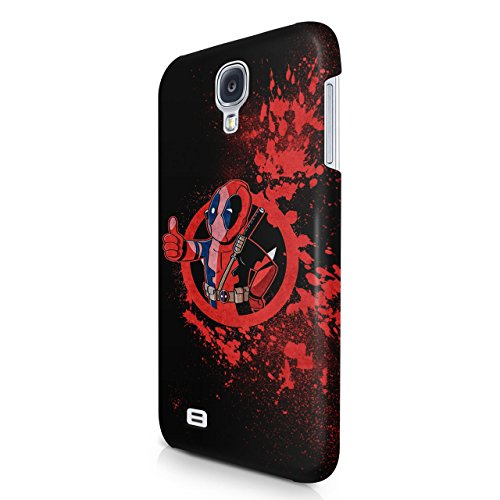 Deadpool Thumb Up Hard Snap-On Protective Case Cover For Samsung Galaxy S4