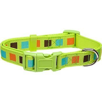 planet-petco-verstellbar-squares-eco-hundehalsband-in-lime