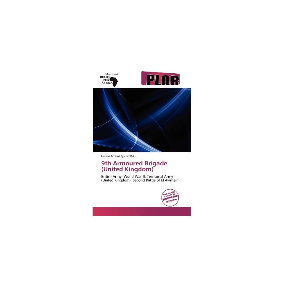 (United Kingdom) (9786135650563) Lennox Raphael Eyvindr Books