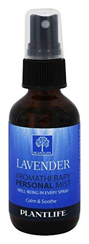 Plantlife Aromatheraphy Personal Mist 2 oz - Lavender