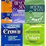 Okamoto Condom Sampler 24 Pack ~ Okamoto