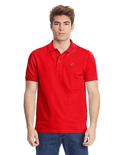 La Española Polo Rojo