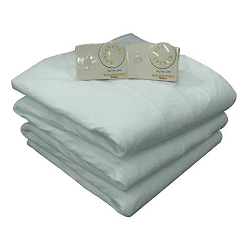 Review Of Biddeford Heated Mattress Pad, White, Twin