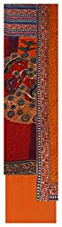 Sumona and Me Women's Georgette Unstitched Dress Material (Multi-Coloured)