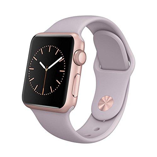 apple watch sport mj2x2fd a 38mm smartwatch clock uhr aluminium fitnessarmband. Black Bedroom Furniture Sets. Home Design Ideas