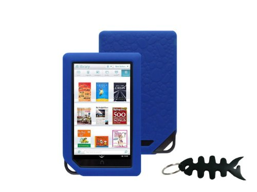 NOOK COLOR eBook Reader Tablet WiFi, Blue Soft