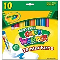 Color Wonder Mess Free Coloring Marke…