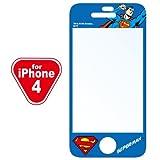 スクリーンフィルム 【携帯用保護シート iPhone 4専用】 SUPERMAN スーパーマン 【ORSM】