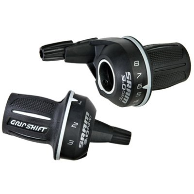 Sram 3.0 Comp Twister Mountain Bike Shifter Set