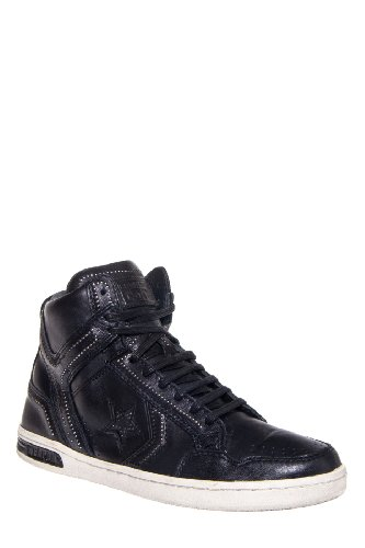 Converse by John Varvatos Men'S Jv Weapon Mid Top Sneaker