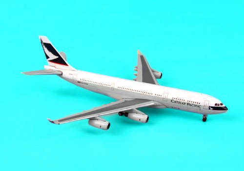 Jcwings Cathay A340-200 1/400 50TH Anniversary Logo