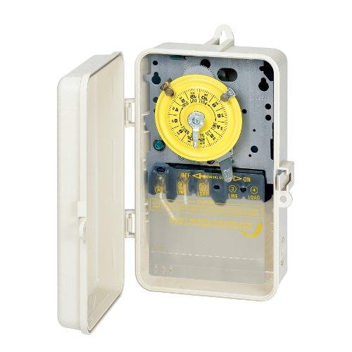Intermatic T101P3 Time Switch In Plastic Enclosure
