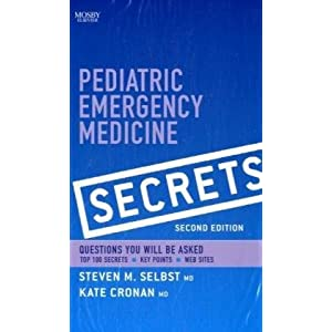 Pediatric Emergency Medicine Secrets 41pE6BTzjOL._SL500_AA300_