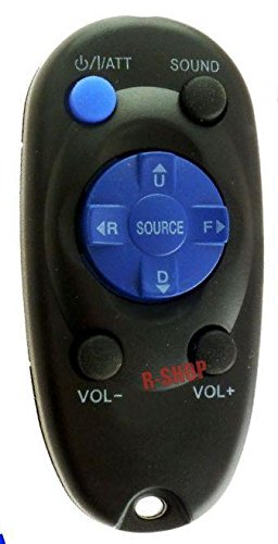 Y Shop Remote Suitable for JVC Car Stereo Mp3