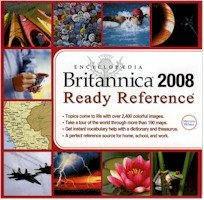 Encyclopedia Britannica 2008 Ready Reference