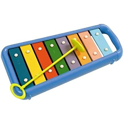 Hohner Kids HMX3008B Toddler Glockenspiel WLM by Home Comforts that we recomend personally.