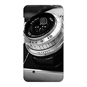 Cool Camera Vintage Back Case Cover for Lumia 530
