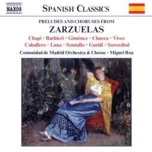 La Zarzuela Española  , Spanish Classics - various artist - CD