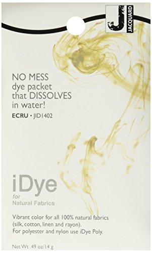 Jacquard iDye Fabric Dye 14 Grams-Ecru (Ecru Dye compare prices)