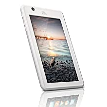 HCL ME U1 Tablet (WiFi, 3G via Dongle), White