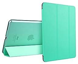ESR 31001020105019 iPad mini 3 Smart Stand Case, Mint Green