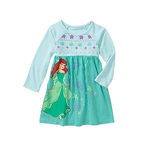 Disney Baby Little Mermaid Ariel Sweater Dress (24 Months) front-973195