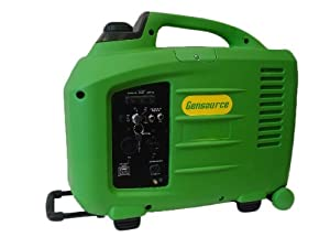Gensource GS2800iE 2.8KW Electric Start Portable Inverter Generator by C Enterprise Limited