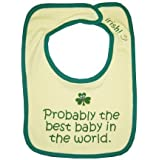 Irish Baby Bib