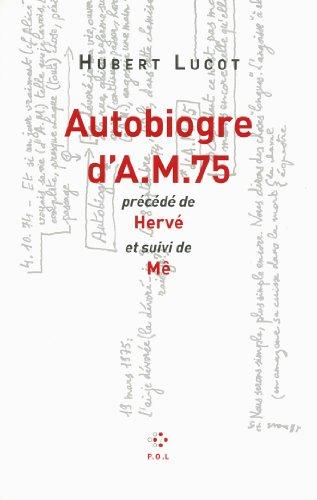 Autobiogre d'A.M. 75