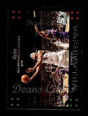 2007 Topps # 89 Charlie Villanueva Milwaukee Bucks (BasketBall Card) Dean's Cards 8 - NM/MT