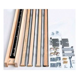 John sterling corporation pocket door frame kit 1630 bb for Door frame kit