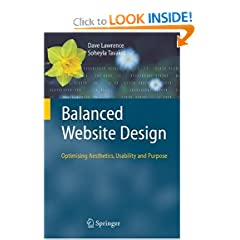 Balanced Website Design: Optimising Aesthetics, Usability and Purpose