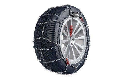 Thule 04335070 CD-10 Size-70 10mm Super-Premium Passenger Car Snow Chain