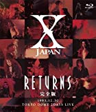 X JAPAN RETURNS ������ 1993.12.30 [Blu-ray](�߸ˤ��ꡣ)