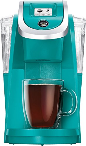 Keurig K250 2.0 Brewing System, Turquoise (All Keurig Coffee Makers compare prices)