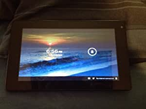"""EFUN Nextbook Next7P12-8G with WiFi 7.0"""" Touchscreen Tablet PC Featuring Android 4.0 (Ice Cream Sandwich) Operating System, Black"""