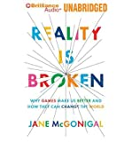 img - for [(Reality Is Broken: Why Games Make Us Better and How They Can Change the World)] [Author: Jane McGonigal] published on (January, 2012) book / textbook / text book