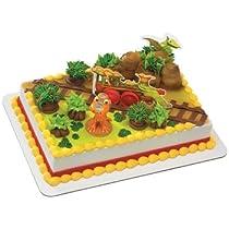 Dinosaur Train Dinosaur Express Cake Topper Party Supplies