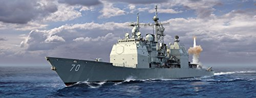 Dragon Models 1/700 U.S.S. Lake Erie CG-70 - Ticonderoga Class Guided Missile Cruiser Model Kit