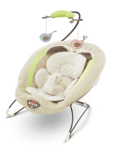 Fisher-Price Mi pequea silla mecedora Snugabunny