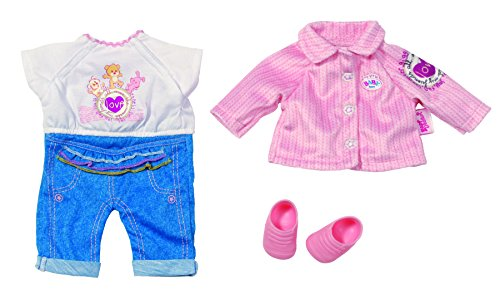 Zapf Creation 820865 - My little Baby Born Kita-Set Easy Fit