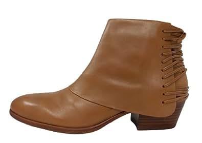 Womens Sam Edelman Princeton Bootie Saddle - 10