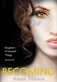 Becoming by Raine Thomas ebook deal